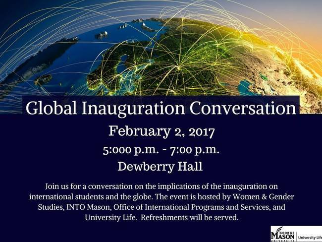 Global Inauguration Conversation with Toni-Michelle Travis, Peter Stearns and Abdallah Hendawy