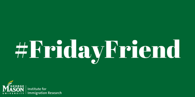 IIR Launches #FridayFriend