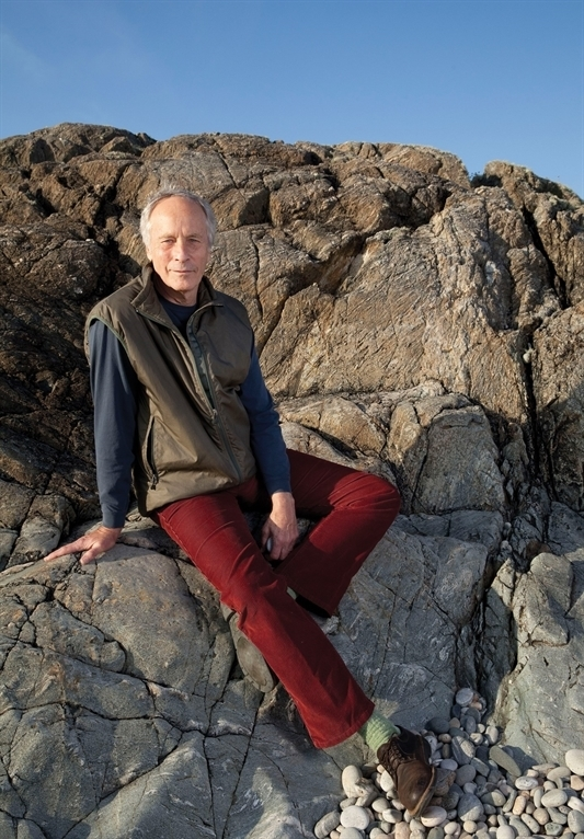 An evening with Richard Ford to celebrate the Cheuse International Writing Center