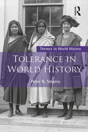 "Peter Stearns Publishes ""Tolerance in World History"""