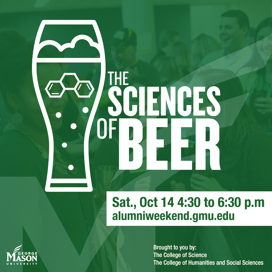 George Mason University Alumni Weekend: The Sciences of Beer