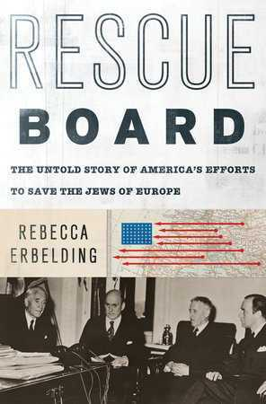 PhD Alum Rebecca Erbelding Publishes Book.
