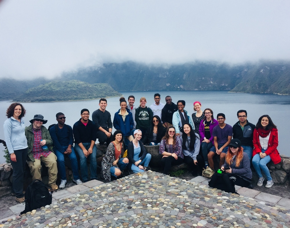 2018 Immersive language program in Ecuador