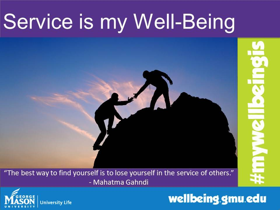 Famous Quotes on Service and Well-Being
