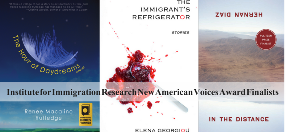 Fall For the Book to Present the First Annual IIR New American Voices Award to an Immigrant Author