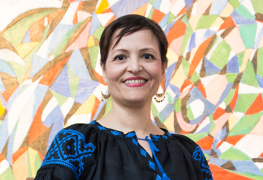 Alumni Spotlight: Dr. Adila Laïdi-Hanieh named Director of the Palestinian Museum