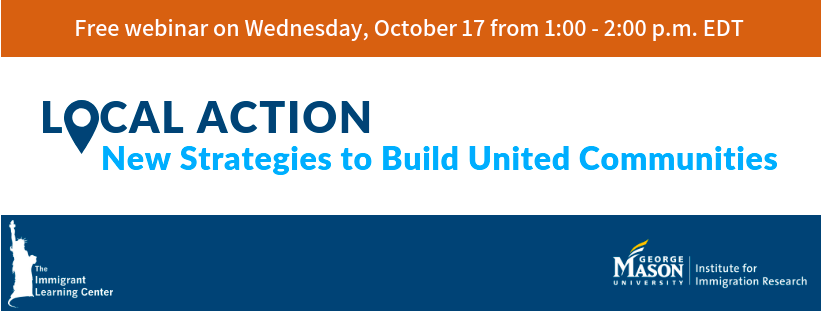 Webinar: Strategies for Immigrant Inclusion