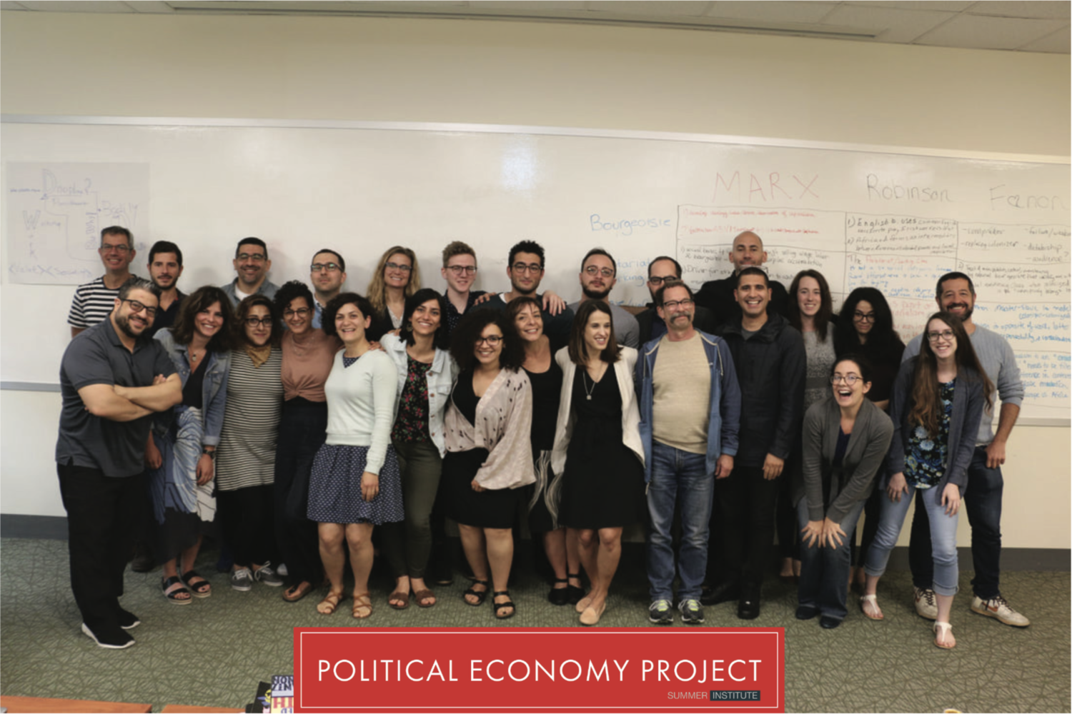 Political Economy Summer Institute (2019): Call for Applications