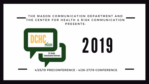 D.C. Health Communication Conference 2019