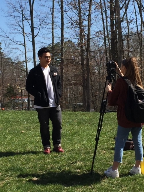 "Student Video Brings #MasonComm to Life: ""This is Mason COMM"""
