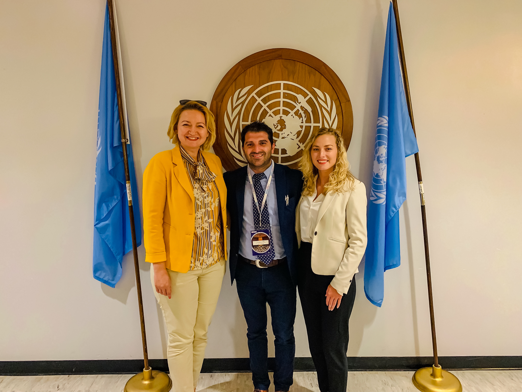Dr. Borislava Manojlovic leads workshop at the UN on environmental challenges and consensus