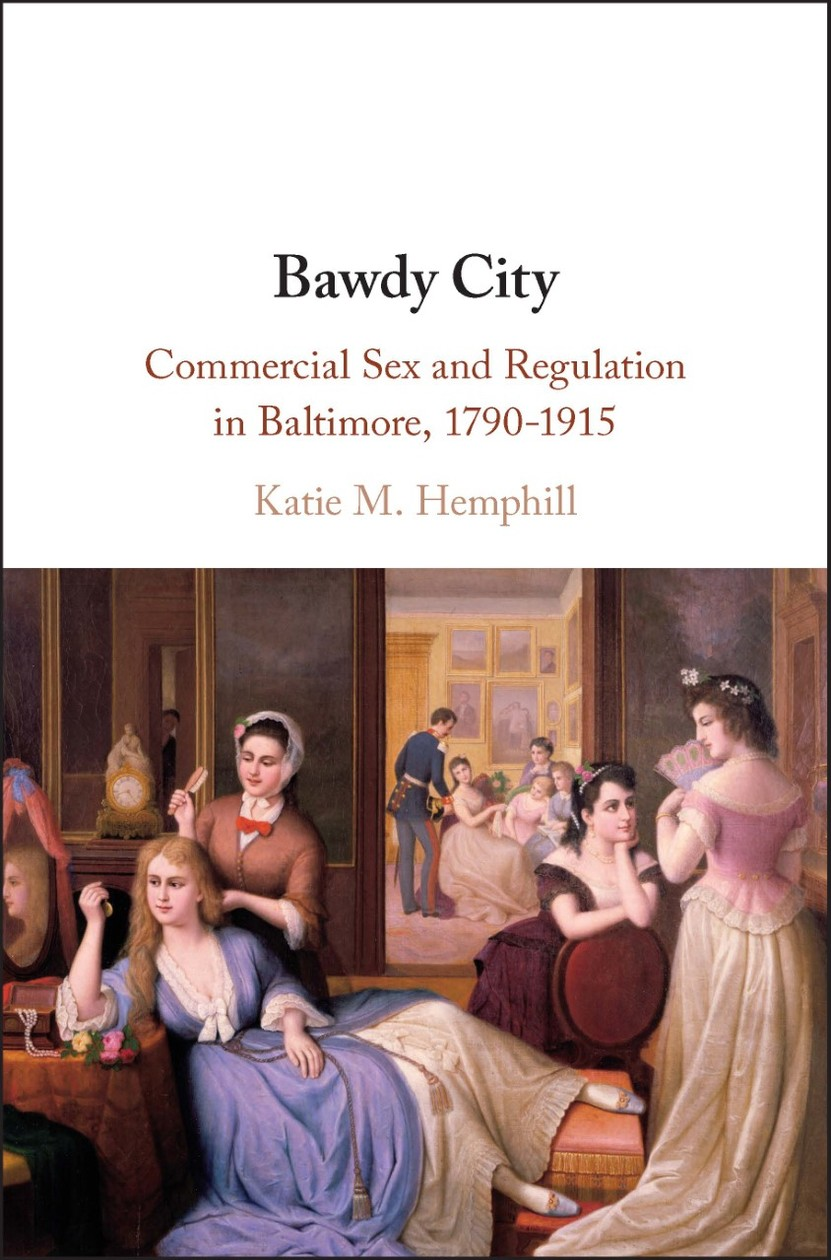 History alum Katie Hemphill publishes book with Cambridge University Press
