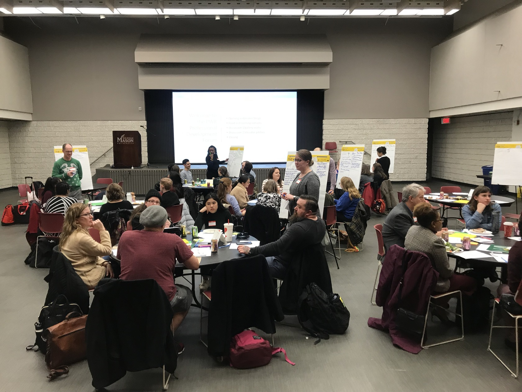 PWR's Professional Development Forum: A Celebration of Growth