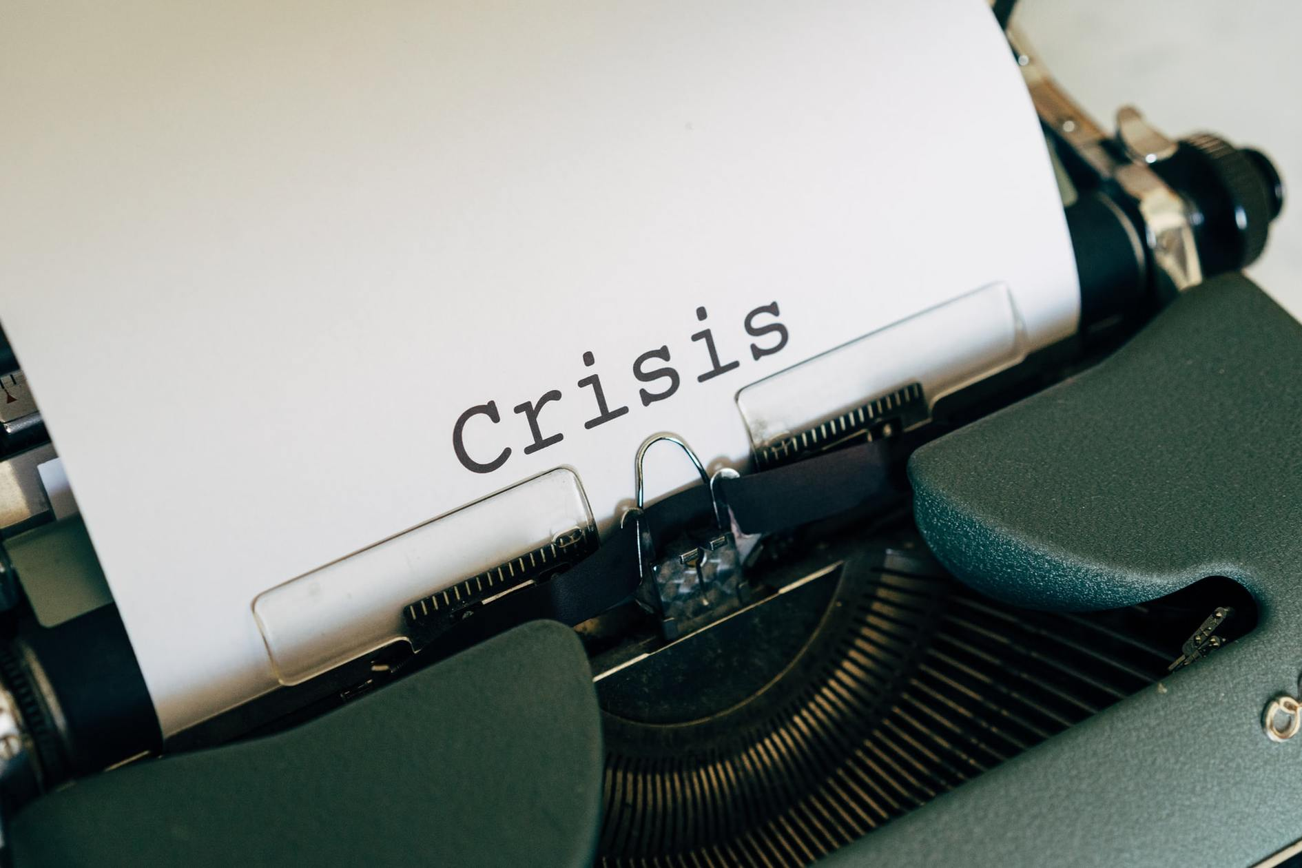 A Blueprint for Leading in a Crisis