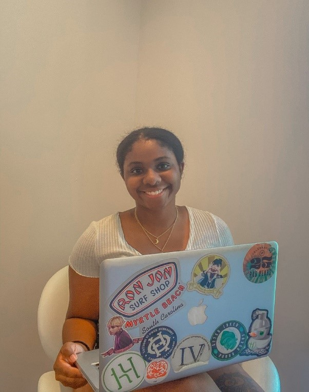 COMM Summer Virtual Intern of the Week: Maia Perry