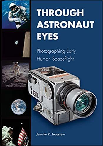 "Mason History PhD Jennifer Levasseur publishes book on space history, ""Through Astronaut Eyes"""