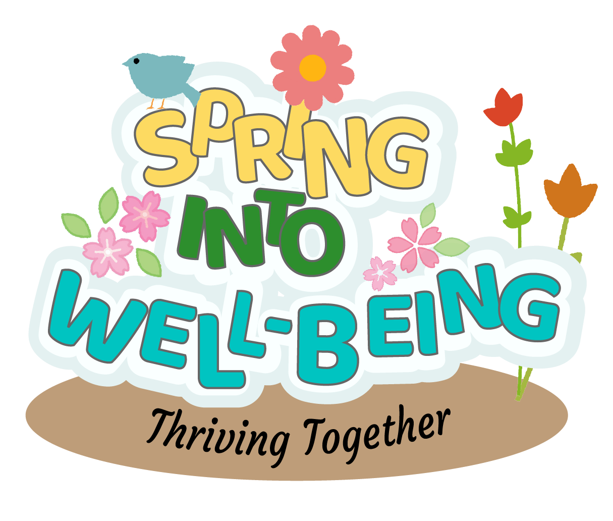 Spring into Well-Being (#SIWB21) is Happening from March 22 to April 23