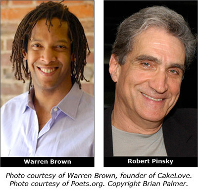 Warren Brown and Robert Pinsky to Speak at Convocations