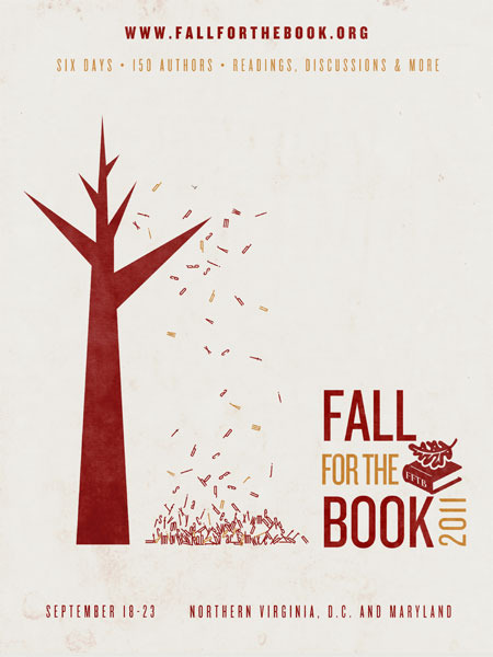 13th Annual Fall for the Book Festival Takes Place September 18th to 23rd, 2011
