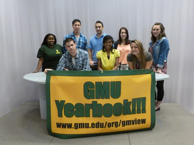 GMView Staff Works to Make Annual Yearbook More Relevant