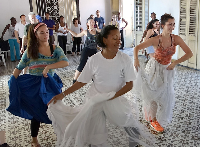 Cuban Dance and Culture Course Creates Immersive Experience for Students