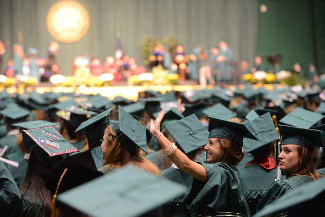 College Prepares for May 2013 Convocations