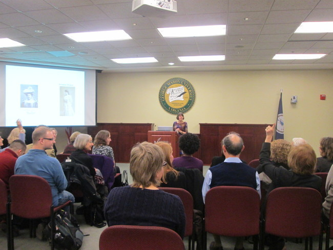 Dr. Jane Censer Speaks at 2013 Scholar's Lecture