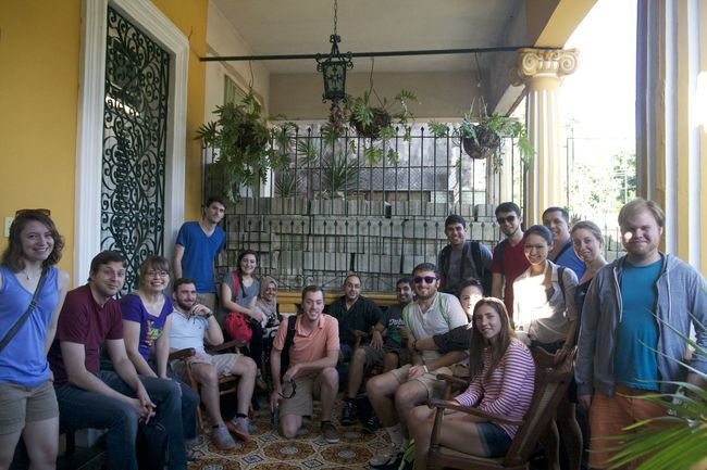 "Mason Students Encounter the ""New Cuba"""