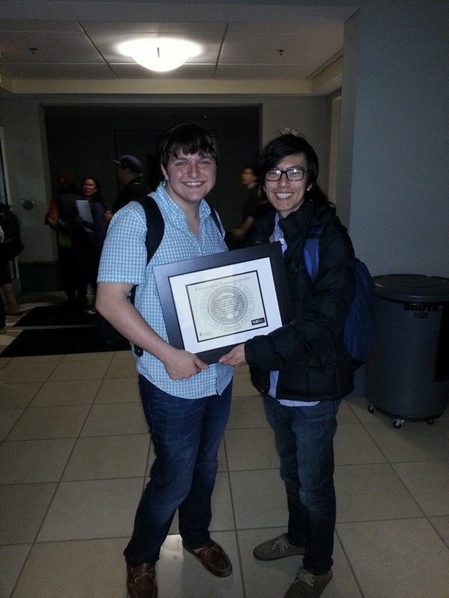 Mason Debate Team Qualifies for Nationals