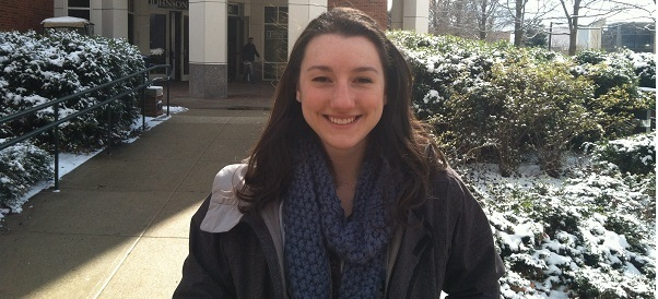 Meet a Student: Andrea Yeash
