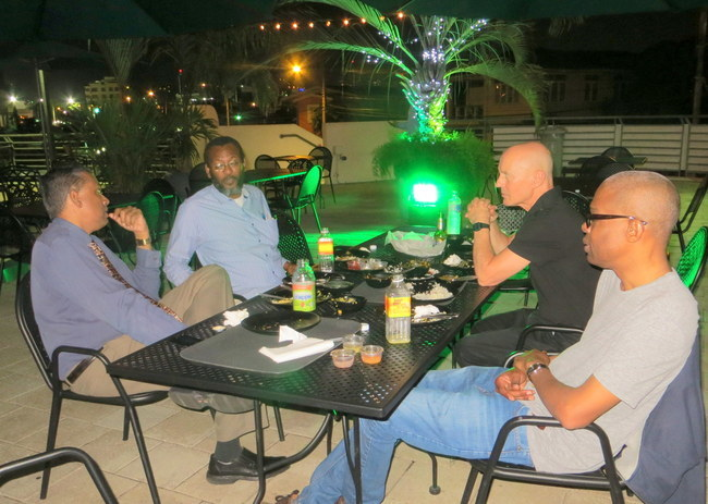 Dr. James Maddux Returns from Program Development Trip to Trinidad and Tobago