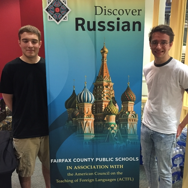 Russian and Eurasian Studies Program to Host Virginia State Olympiad of Spoken Russian