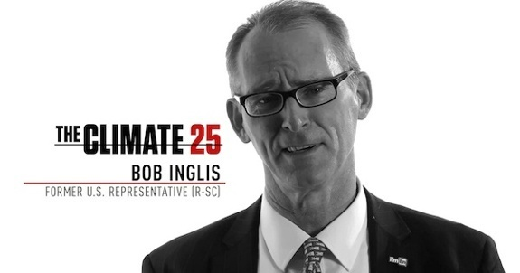 Bob Inglis Featured on New Weather Channel Series