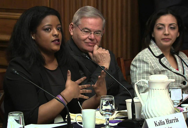 Kalia Harris Joins U.S. Senators to Discuss Student Debt