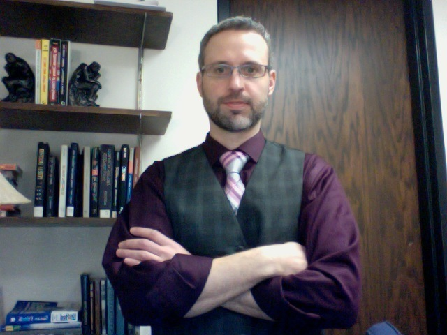 Student Spotlight: Michael Goebel Defends his Dissertation