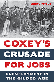 PhD Alumnus Jerry Prout Publishes Book on Gilded Age Unemployment