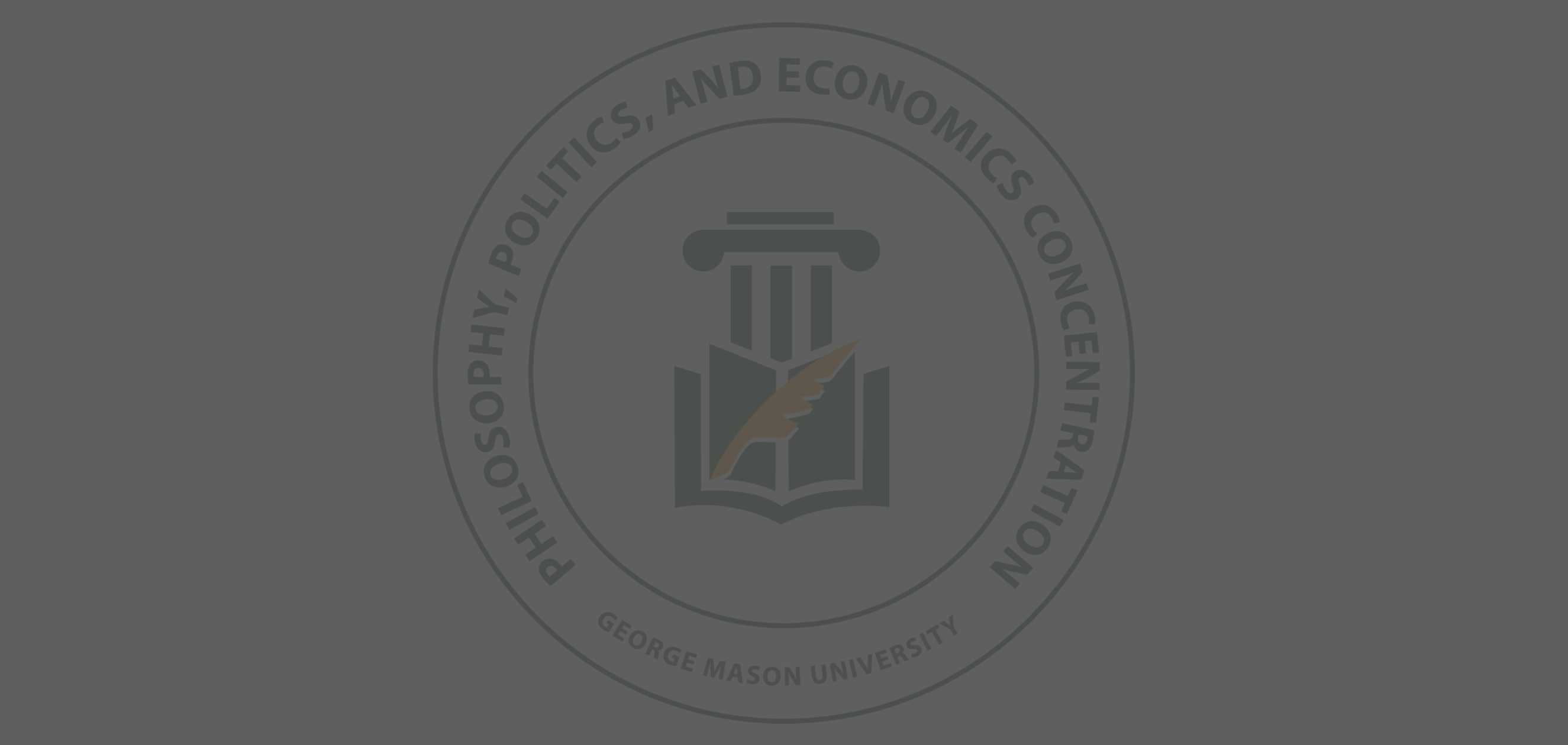 Philosophy, Politics, and Economics (PPE)