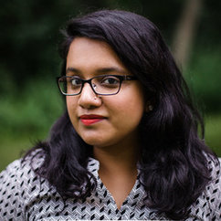 MFA Alum Ranjani Murali Wins The Editor's Choice Award from The (Great) Indian Poetry Collective
