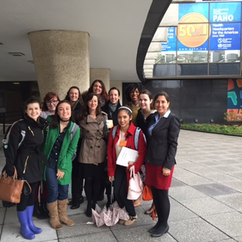Global Health Fellows Visit the Pan American Health Organization