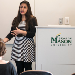 Undergraduate Research Scholars Program showcases wide variety of projects