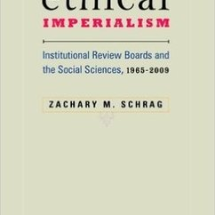 Zachary Schrag Helps Changes IRB Rules for Historians