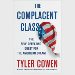 Tyler Cowen's new book is getting plenty of media attention