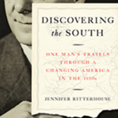 "Jennifer Ritterhouse Publishes ""Discovering the South"""