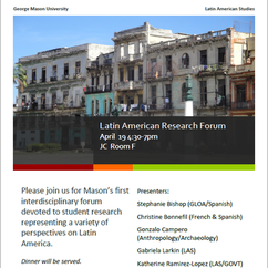 Latin American Research Forum
