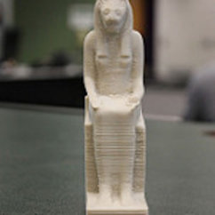 "Students in ""The Museum"" Produce 3D Printing Projects"