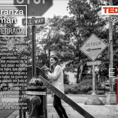 Professor Román-Mendoza, Speaker at TEDxLeón