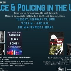 Book Talk: Race and Policing in the United States