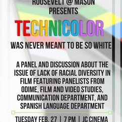 Technicolor Was Never Meant to Be So White
