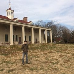 Hands On History Profile: Michael Tricomi, MA Student, Completes Successful Internship at Mount Vernon