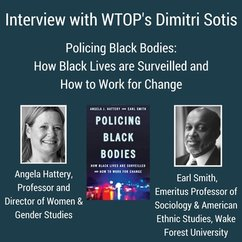 WGST's Director, Dr. Angie Hattery and Dr. Earl Smith Talks to WTOP on Newest Book